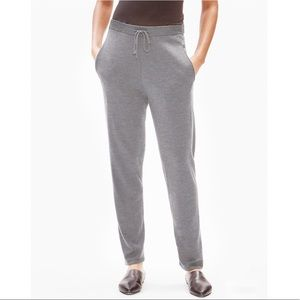 Eileen Fisher Wool Jogger Slouchy Pant Knit Medium